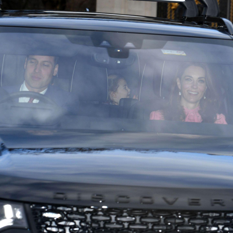Prinz William, Herzogin Catherine, Prinzessin Charlotte
