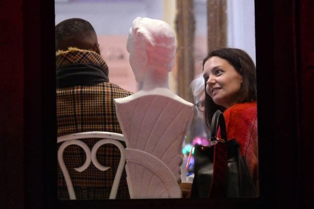 """Jamie Foxx und Katie Holmes im """"Serendipity 3"""""""