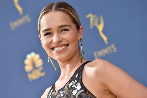 """Weihnachtsklassiker wird verfilmt: """"Game of Thrones""""-Star Emilia Clarke besetzt die Hauptrolle in """"Last Christmas""""."""