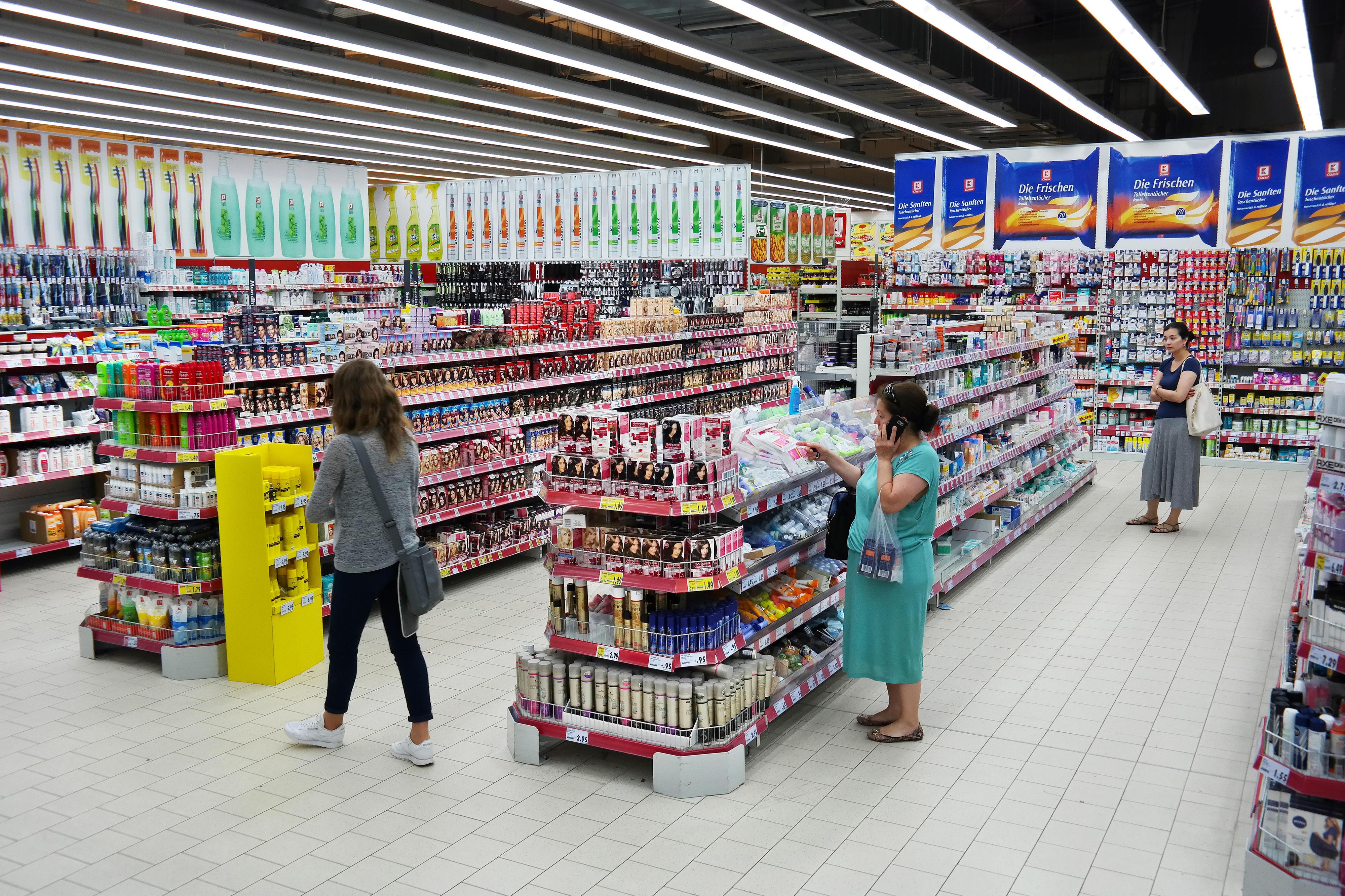 Kaufland stampft sein Sortiment ein