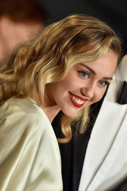 Miley Cyrus + Liam Hemsworth