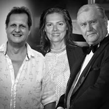 Jens Büchner, Stefanie Tücking, Prinz Henrik von Dänemark