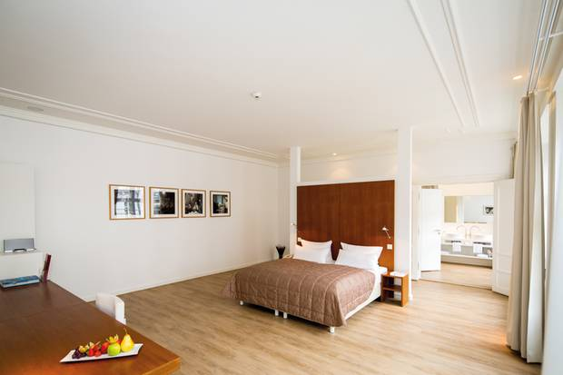 Executive Suite, Ellington Hotel, Berlin