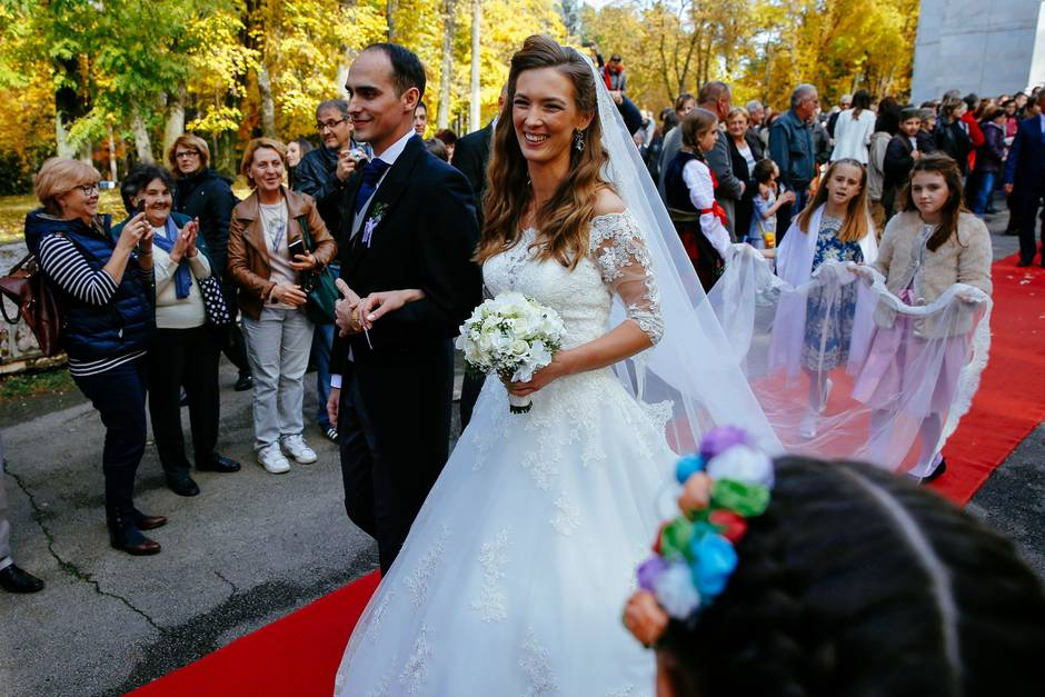 Prinz Mihailo, Prinzessin Ljubica