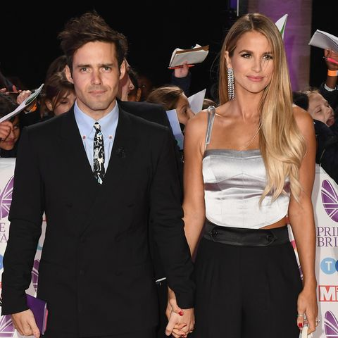Spencer Matthews + Vogue Williams