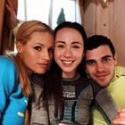 """29. Dezember 2018  """"Wenn die zukünftige 'Schwiegermutter' sich ins Foto drängt"""", postet Michelle Hunziker scherzend. Aurora Ramazzottis Freund Goffredo Cerza scheint in der Familie herzlich willkommen zu sein."""