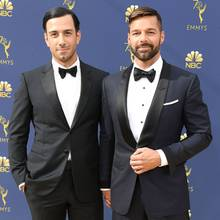 Jwan Yosef und Ricky Martin