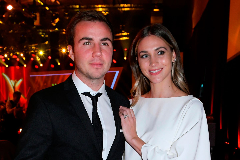 Mario und Ann-Kathrin Götze sind seit Mai 2018 verheiratet