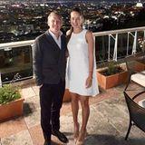"""""""2018 war eines der bisher besten Jahre in meinem Lebe.Ich freue mich so sehr darauf 2019 willkommen zu heißen und alle Abenteuer die es mit sich bringt"""", schreibt Ana Ivanovic zu diesem Foto mit Ehemann Bastian Schweinsteiger auf Instagram."""