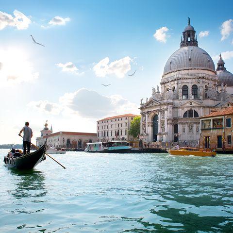 Venedig zählt zu einer der meist besuchten Städteder Welt