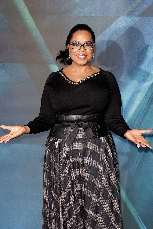 Talk-Queen Oprah Winfrey lässt mittlerweile alle Mitarbeiter ihrer Produktionsfirma meditieren