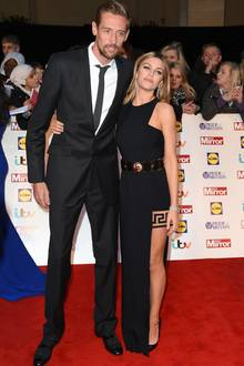 Peter Crouch,Abbey Clancy