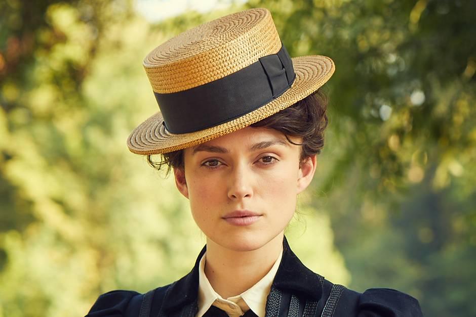 Keira Knightley in ihrer Rolle als französische Schauspielerin Colette