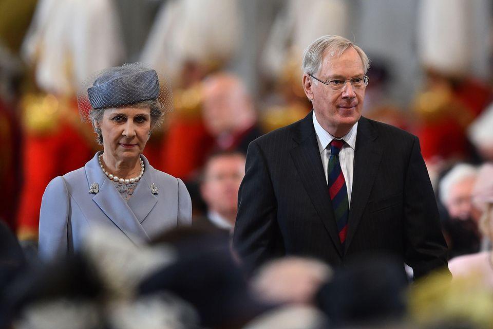 Der Herzog und die Herzogin von Gloucester im Juni 2016