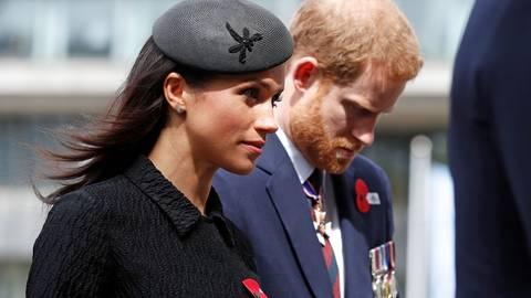 """Herzogin Meghan + Prinz Harry: """"Sie werden sich in den nächsten zwei, drei Jahren trennen"""""""