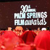Jubiläum: Zum 30. Mal werden die Palm Springs Film Awards vergeben.