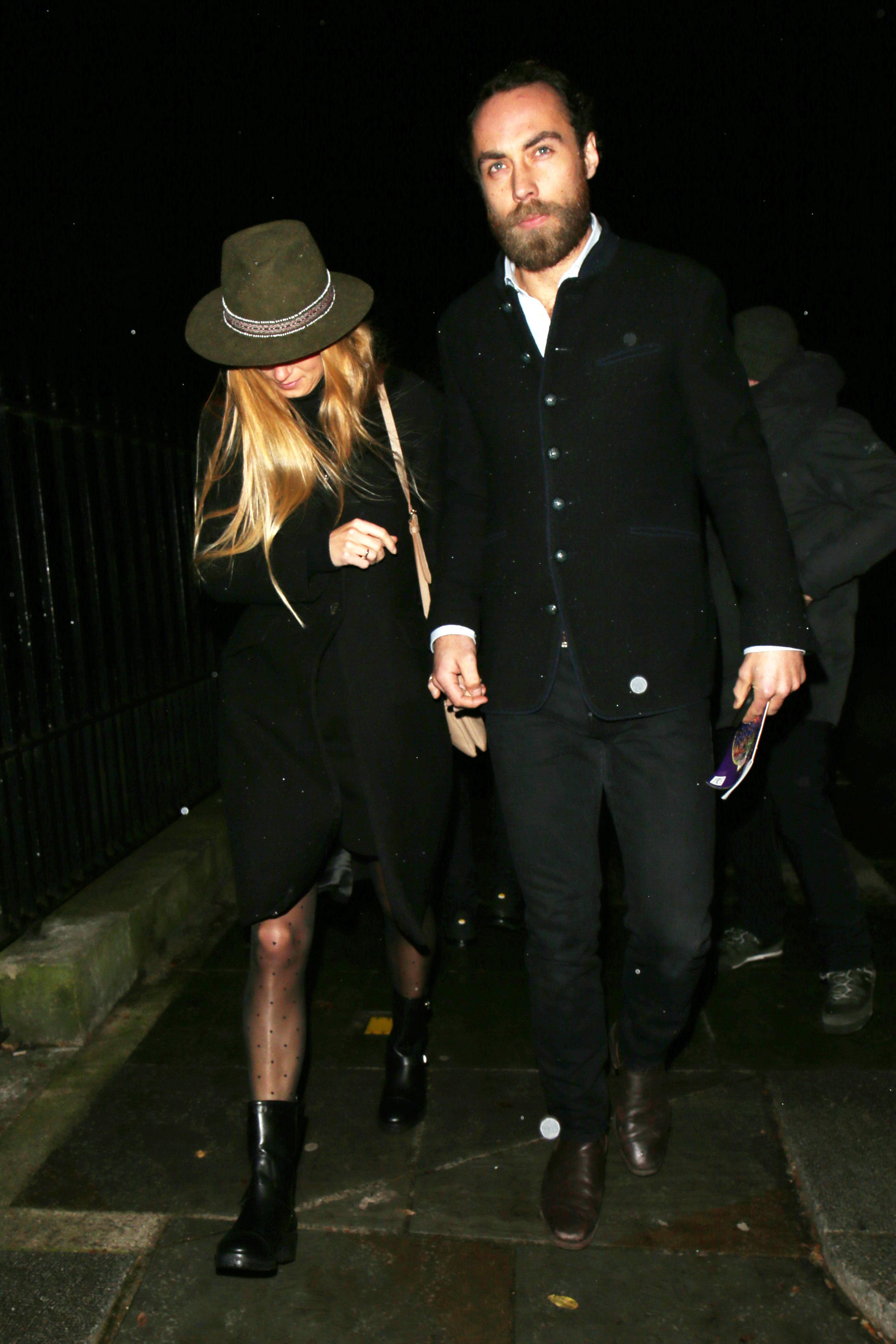 James Middleton zeigte sich am 4. Dezember 2018 mit einer Frau bei einer Charity-Veranstaltung in London. Bei der Dame, die lieber unerkannt bleiben möchte, könnte es sich um seine neue Freundin handeln