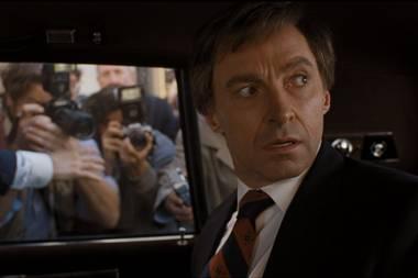"""Hugh Jackman in """"Der Spitzenkandidat"""""""