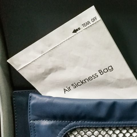 Air Sickness Bag