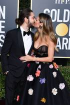 """Tom Kaulitz und Heidi Klum zeigen der Welt bei den """"Golden Globes"""" am 6. Januar 2019, wie verliebt sie sind"""