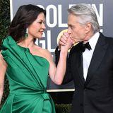 Ehepaar Catherine Zeta-Jones und Michael Douglas gehören in Hollywood noch lange nicht zum alten Eisen ...