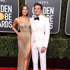Das Topmodel und der Hollywood-Beau: Irina Shayk und Bradley Cooper geben zusammen ein besonders schönes Paar ab.