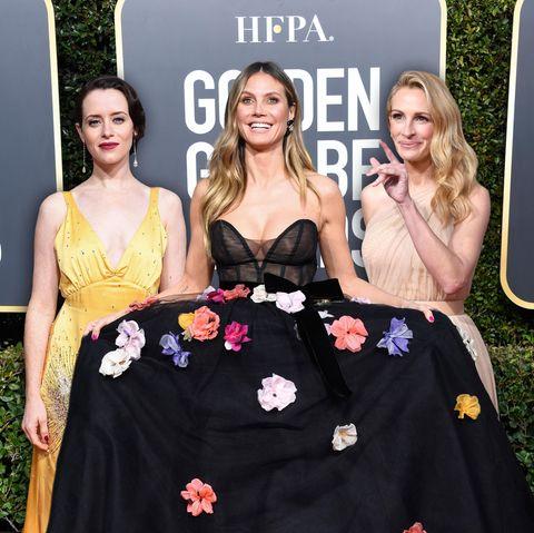 Golden Globes 2019: Das sind die Tops und Flops vom roten Teppich
