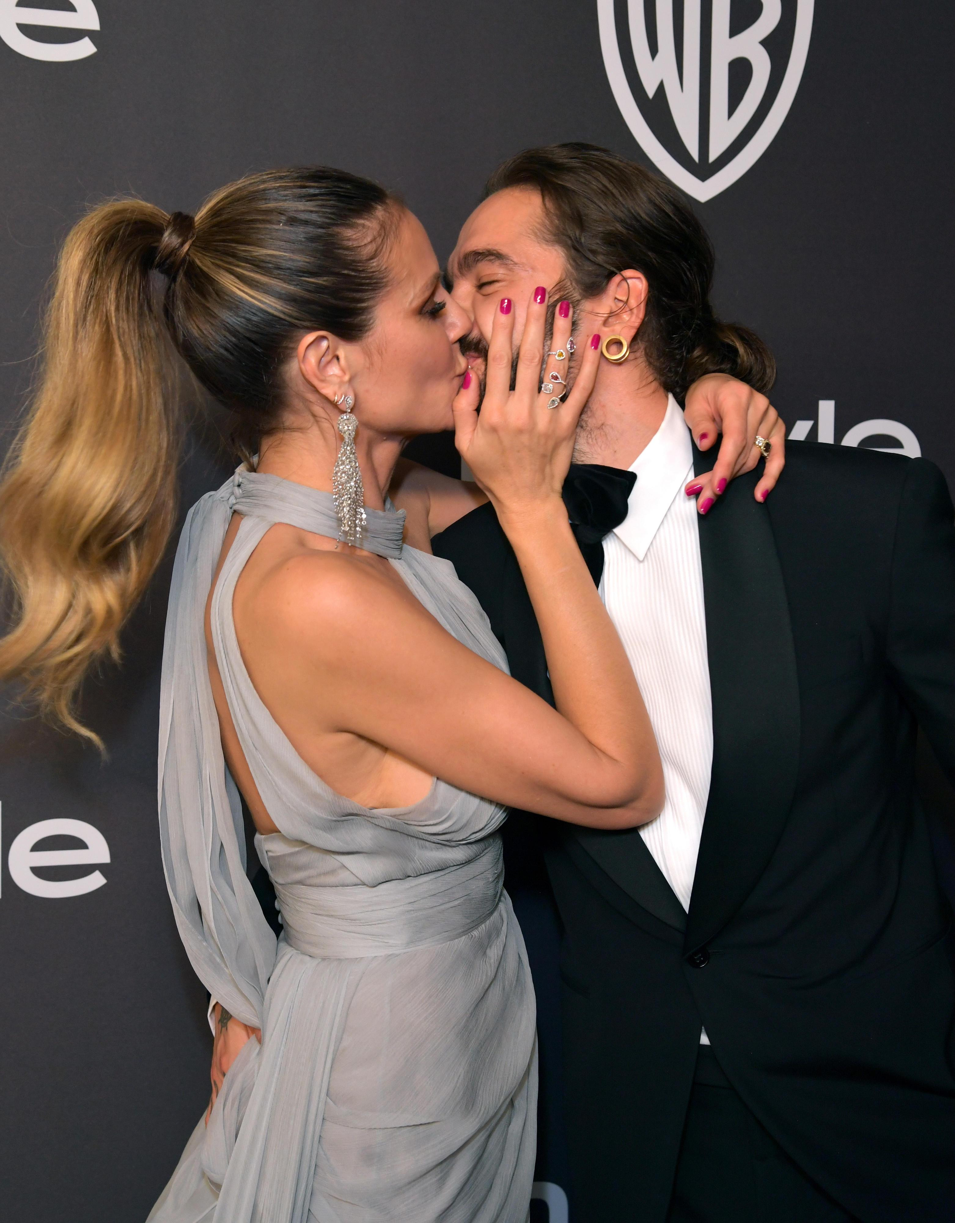 Heidi Klum Tom Kaulitz Hochzeit In Deutschland Das Sagt Papa