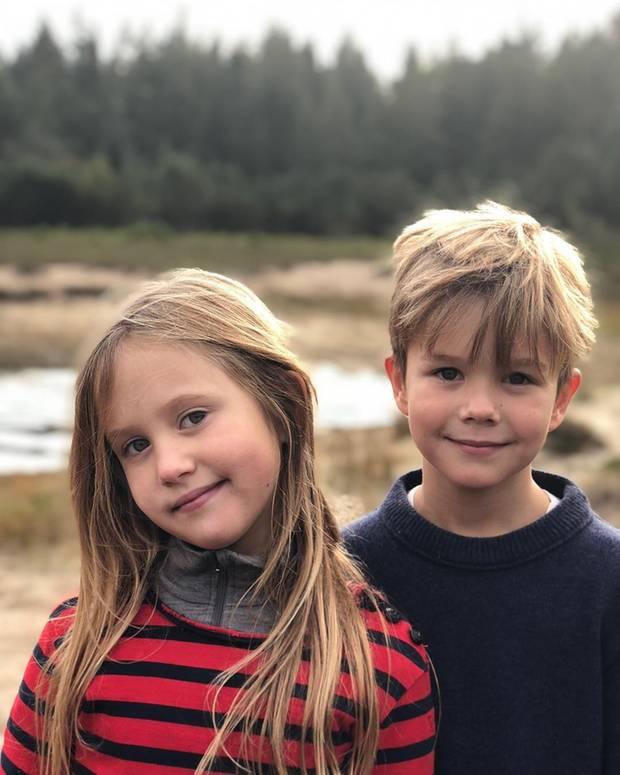 8 januar 2019 heute feiern die zwillinge prinzessin josephine und prinz vincent ihren achten geburtstag
