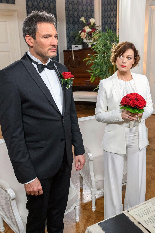 Wird Christoph Xenia wirklich heiraten?