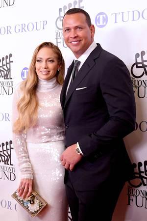 Jennifer Lopez + Aley Rodriguez