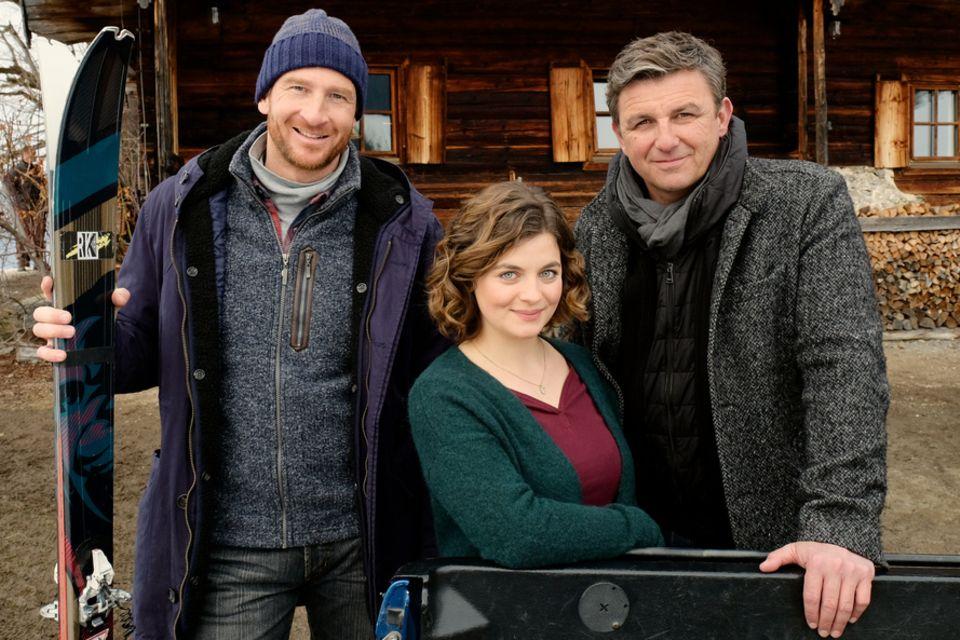 """Die ZDF-Serie """"Der Bergdoktor"""" ist wieder da."""