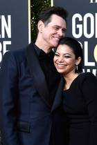 Jim Carrey und Ginger Gonzaga