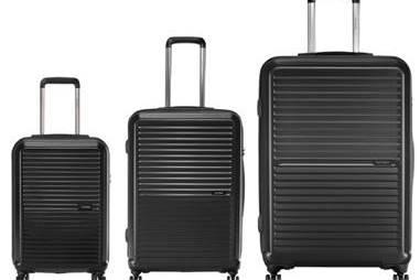 Wir verlosen 2 Koffersets von LOUBS (dreiteilig, Gesamtwert: 794 €)