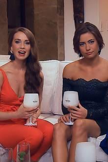 """Cheers, auf """"Die Nacht der Rosen""""!  """"Der Bachelor, jeden Mittwoch, ab 20.15 Uhr auf RTL."""