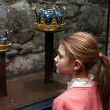 """8. Januar 2018   Für Prinzessin Estelle selbst ist es """"Prinz Oscars II.Fürstenkrone"""" aus dem Jahr 1844 ..."""