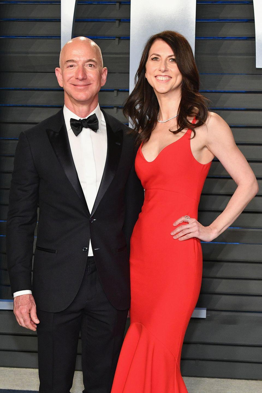 Jeff Bezos Starportrat News Bilder Gala De