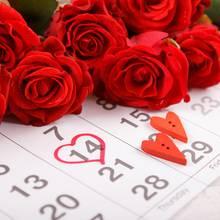 Am14. Februar ist Valentinstag.