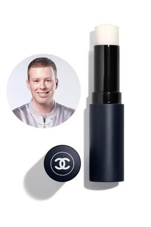 Redakteur Steffen setzt auf Lippenpflege mit Stil