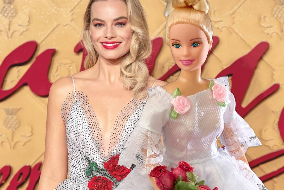 Margot Robbie, Barbie