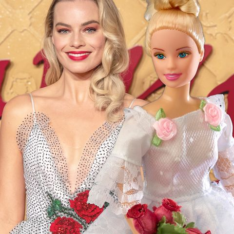 Margot Robbie, Barbie