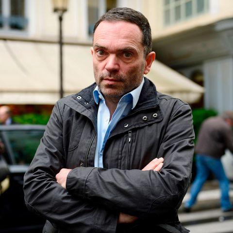 Schriftsteller Yann Moix