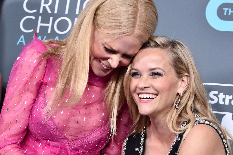 Nicole Kidman und Reese Witherspoon.