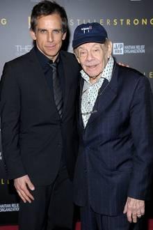 Jerry Stiller, Ben Stillers Vater, wurde ins Krankenhaus eingeliefert.