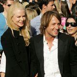 Nach ihrer heimlichen Hochzeit in 2006 können es Nicole Kidman und Keith Urban in den folgenden Jahren gar nicht mehr lassen, sich verliebt der Öffentlichkeit zu zeigen.