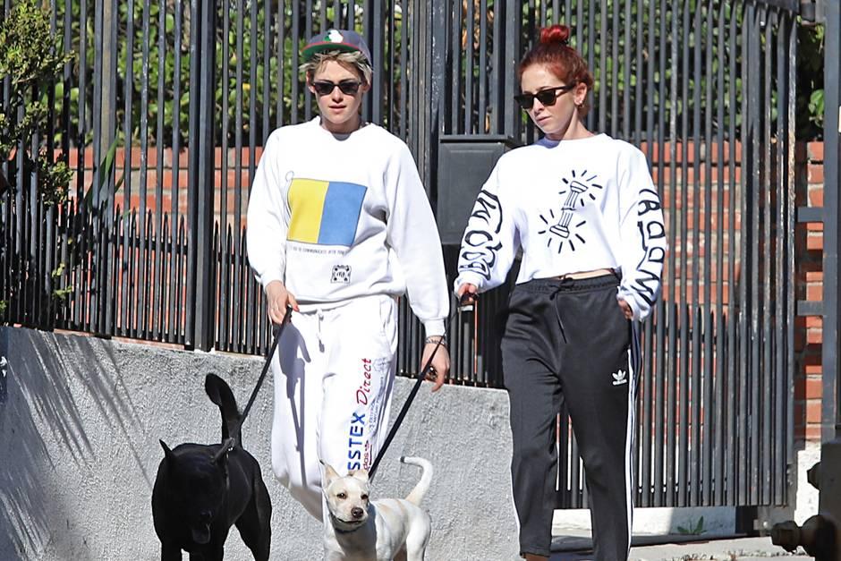 Kristen Stewart und Sara Dinkin