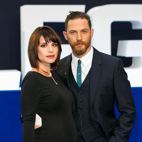 Charlotte Riley, Tom Hardy