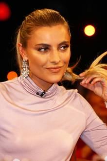 Sophia Thomalla in der NDR Talkshow vom 11. Januar 2019