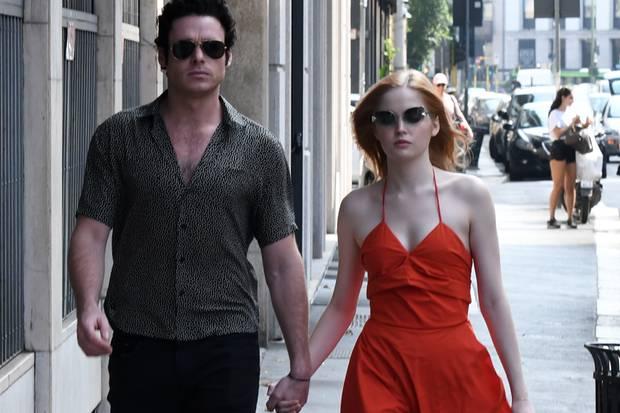 Richard Madden und Ellie Bamber sind kein Paar mehr.