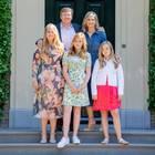 Prinzessin Alexia, Prinzessin Ariane, König Willem-Alexander, Königin Máxima, Prinzessin Amalia